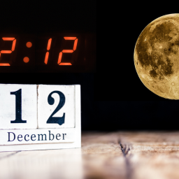 Full Moon for December 2019 Arrives on 12/12 at 12:12 – What Does it Mean?