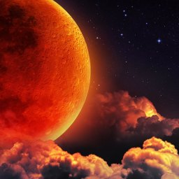 Lunar Eclipse Will Occur As Full Wolf Moon Peaks January 10th