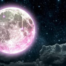 April's Full Pink Moon Aligns with Epidemic. Be Smart, Protect Yourself and Heal -Total Energy Shift.